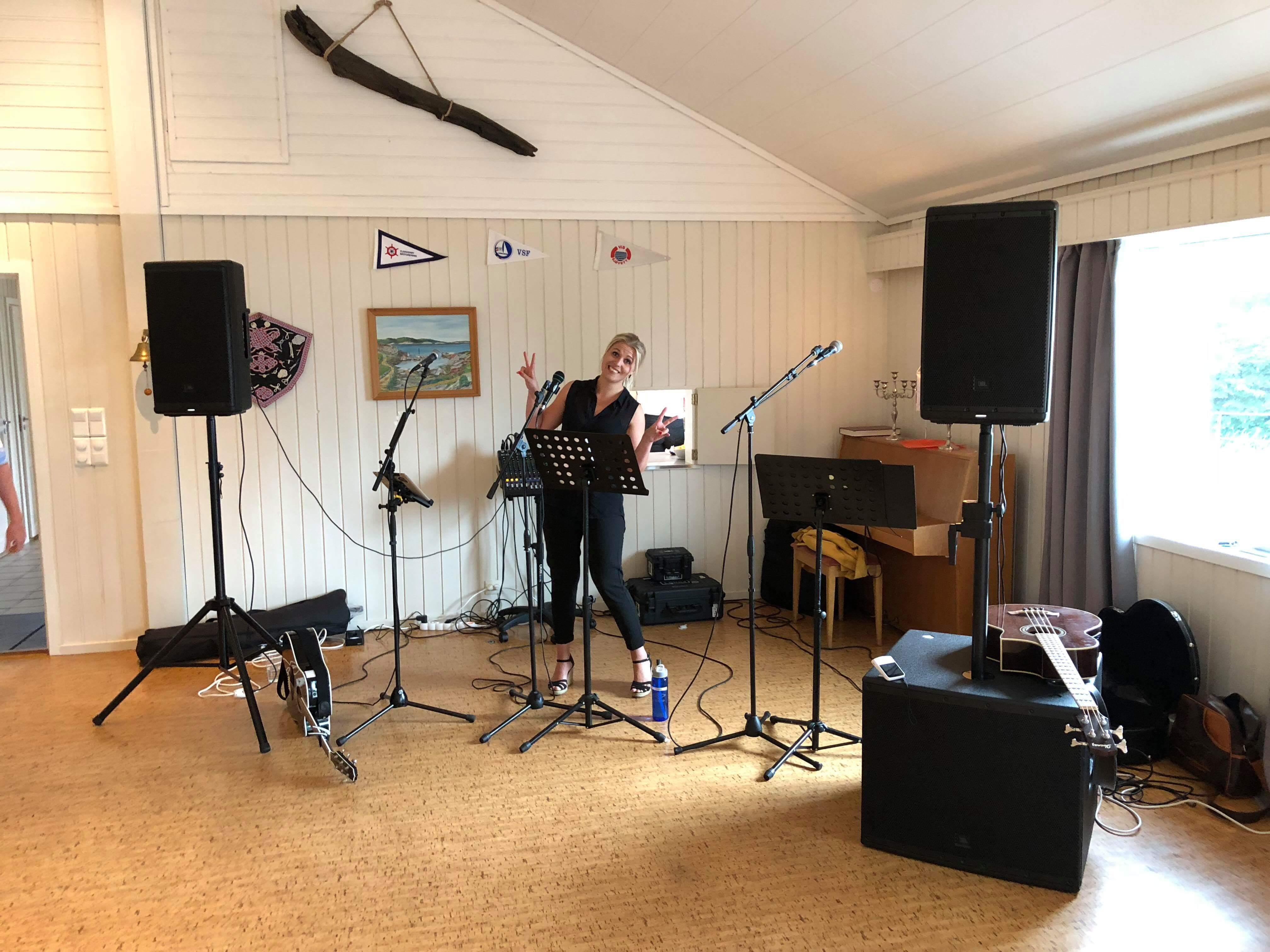 PA utleie i Kristiansand | Trenger du PA anlegg til festen